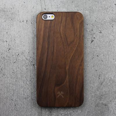 Woodcessories EcoCase Walnuss für iPhone 6(s) Plus