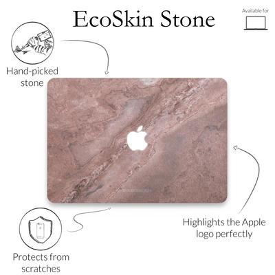 Woodcessories Stone Edition EcoSkin Canyon Red für Macbook 12