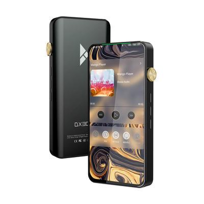 iBasso DX300 Schwarz High-End Musik-Player mit 4 DAC's