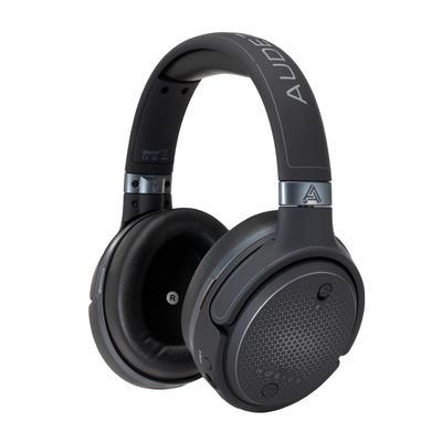 Audeze Mobius Bluetooth Gaming Kopfhörer Carbon/Schwarz