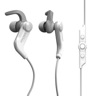 KOSS BT190iW Bluetooth Sport Ohrhörer Weiss
