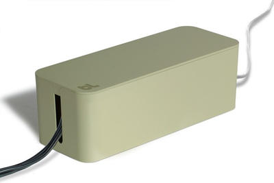 Bluelounge CableBox Beige