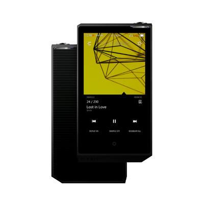 Cowon Plenue R2 Platin-Schwarz, 128GB, Bluetooth