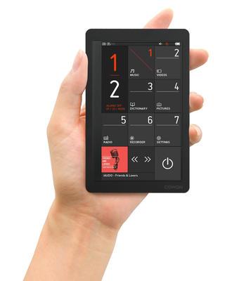 Cowon X9, 8GB, black