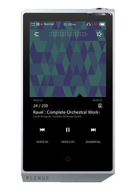 Cowon Plenue R, 128GB, Bluetooth