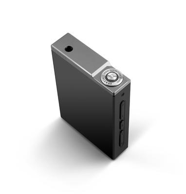 Cowon Plenue D, 32GB, Silber/Schwarz