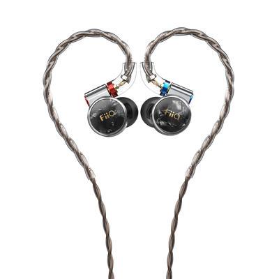 FiiO FD3 Silber In-Ear Ohrhörer