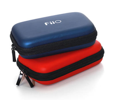 FiiO HS7 Schutztasche Rot
